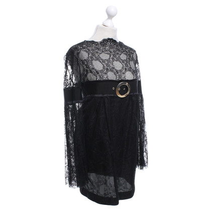 Philosophy di Alberta Ferretti Lace dress in black