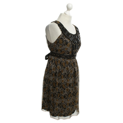 Anna Sui Dress with pattern print