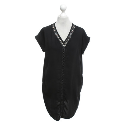 All Saints Dress in black