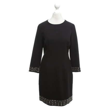Michael Kors Sheath dress with studded trimming
