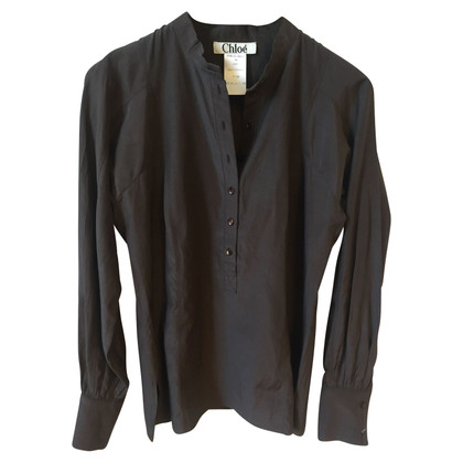 Chloé Blouse in brown