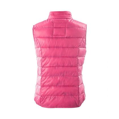 Armani Cardigan senza maniche DROPS in rosa