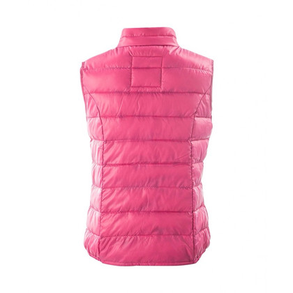 Armani DROPS mouwloos vest in roze
