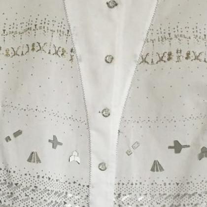 Marithé et Francois Girbaud katoenen blouse