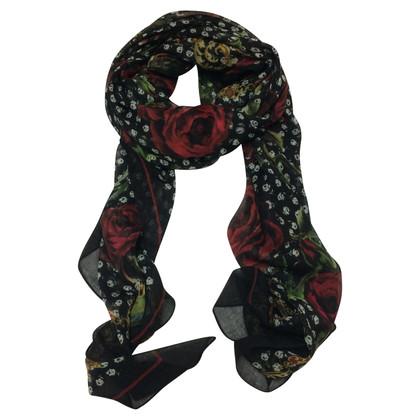 Dolce & Gabbana Sjaal cashmere/zijde