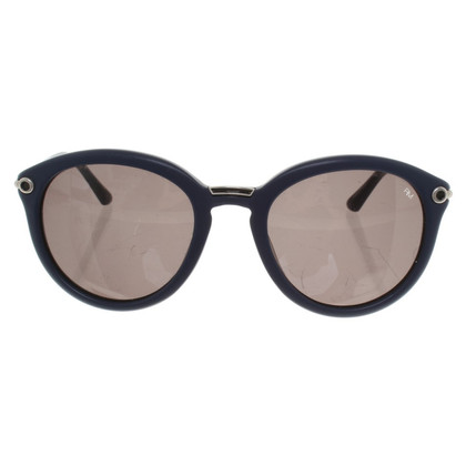 Rebecca Minkoff Sonnenbrille in Blau