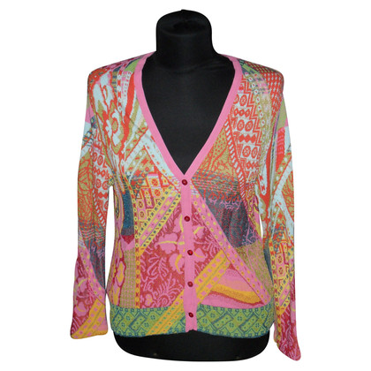 Kenzo Cardigan in colorful