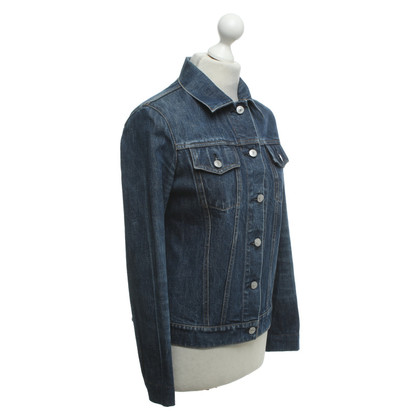 Helmut Lang giacca di jeans