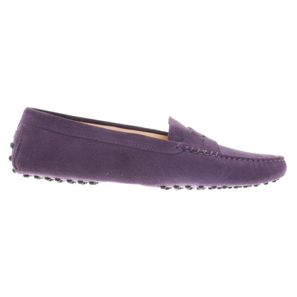 Tod's Slipper from suede
