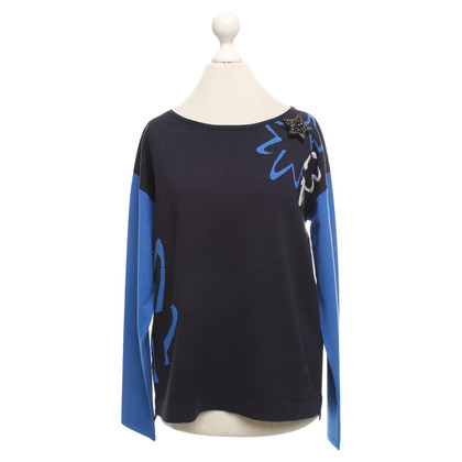 Luisa Cerano Sweater in blue