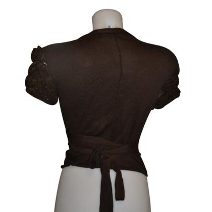 Max Mara Vest zijde / cashmere
