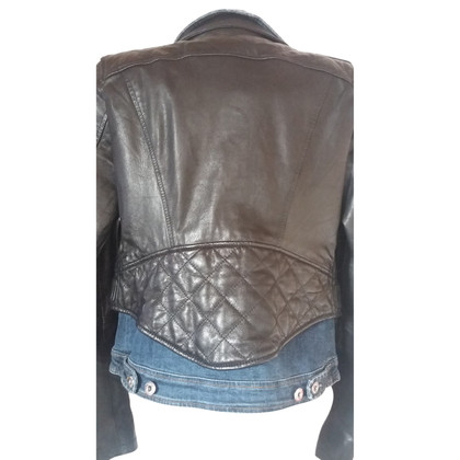 D&G Biker Leather Jacket