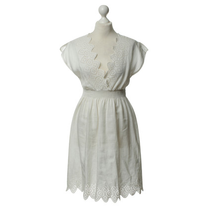 Heidi Klein White linen dress