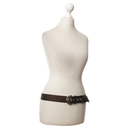 Prada Belt dark brown