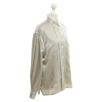 Jil Sander Blouse in grey beige