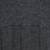 Calvin Klein vestito lavorato a maglia in grigio scuro