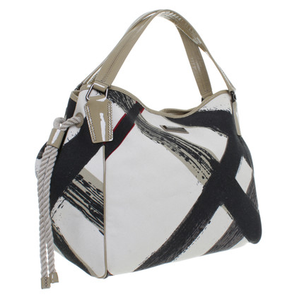 Burberry Hobo bag with check pattern