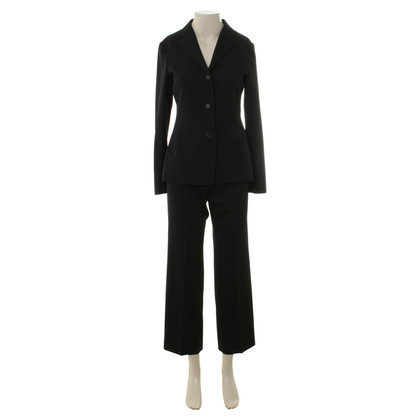 Jil Sander Pants suit black