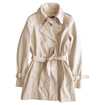 DKNY Trench in beige