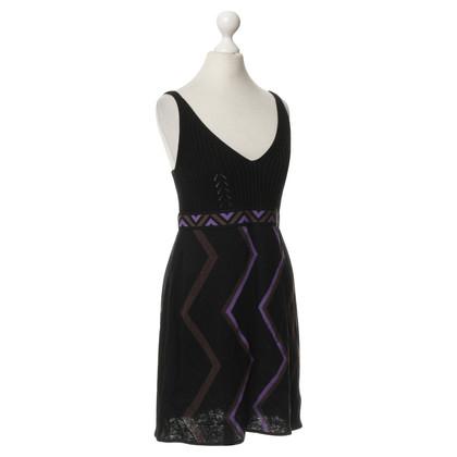 Marc Cain Knit dress in black