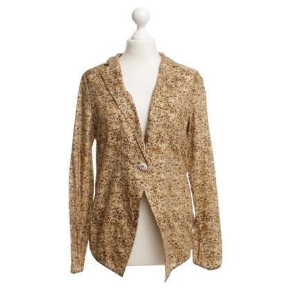 Wunderkind Blazer with pattern