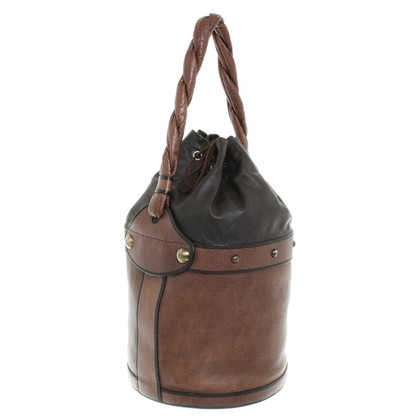 Fendi Beuteltasche in Brown