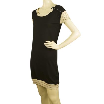 Max Mara Black Knit Dress