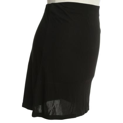 Patrizia Pepe Mini-skirt in black