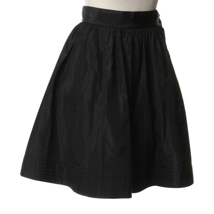 Ella Singh skirt in black