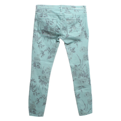 Current Elliott Jeans with floral print
