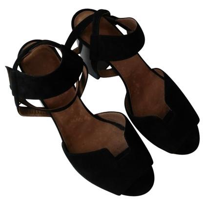 Hermès sandali con plateau