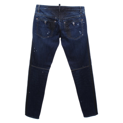Dsquared2 Jeans in look distrutto