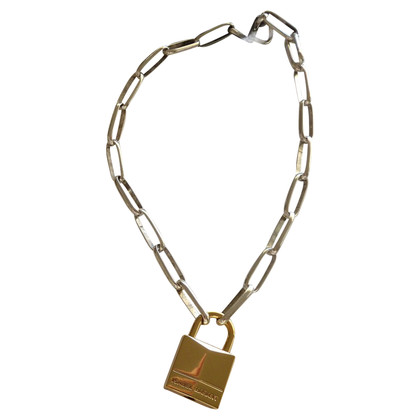 Isabel Marant Necklace with lock-pendant