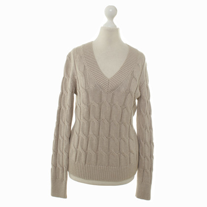 Joe Taft Pullover in beige