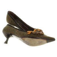 Prada pumps from Tweed
