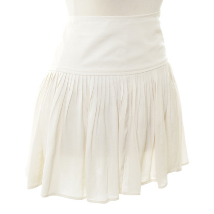 Isabel Marant Etoile Rok in crème