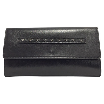 Red Valentino Zwart clutch