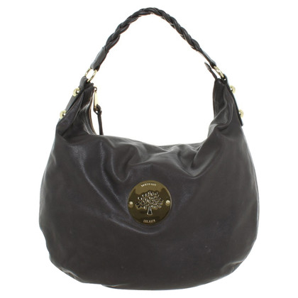 Mulberry Hobo Bag in Gray