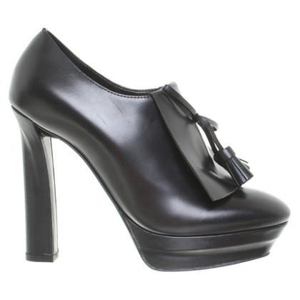 Bottega Veneta pumps in nero