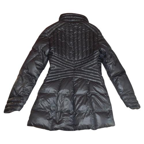 competitive price 1cfef 3e761 Armani Jeans Jacke/Mantel in Grau - Second Hand Armani Jeans ...