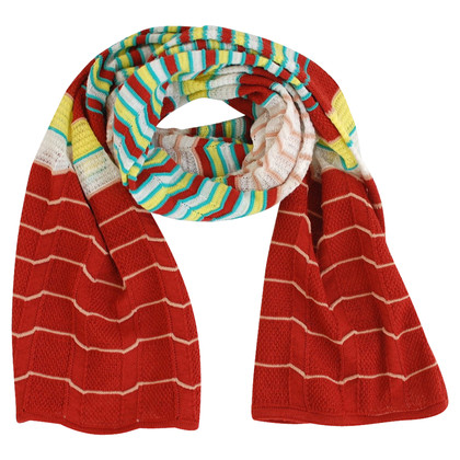 Missoni Zig-Zag shawl