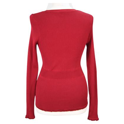 Karen Millen Sweater in Bordeaux