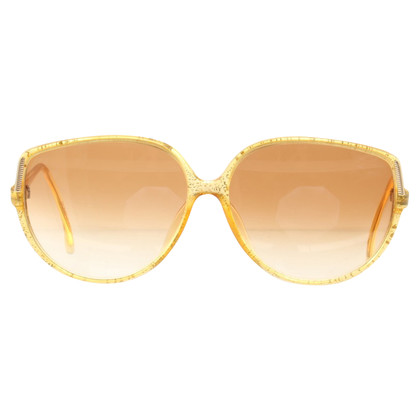 Christian Dior Gold colored sunglasses