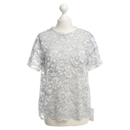 Ganni top lace