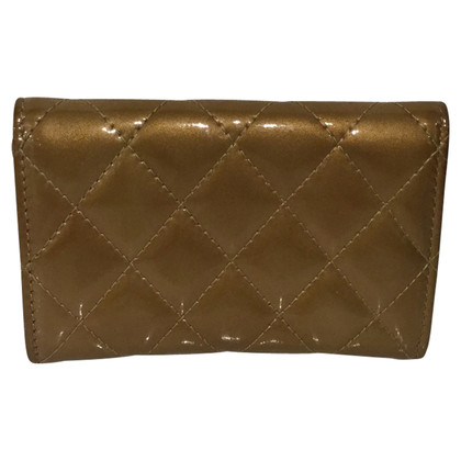 Chanel Wallet gold