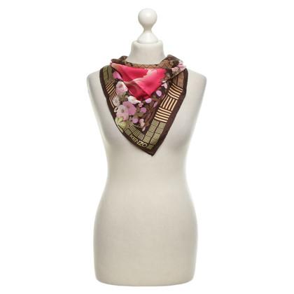 Kenzo Silk Plein sjaal