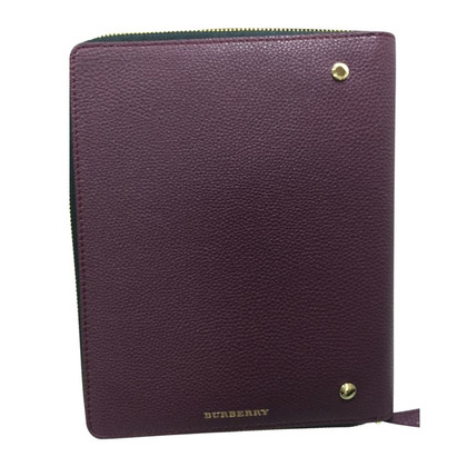 Burberry Notebook