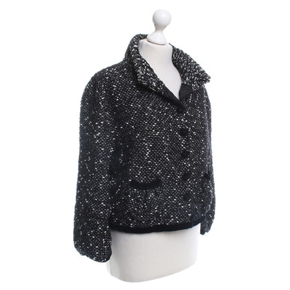 Marc Jacobs Jacket in black / white