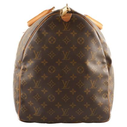 "Louis Vuitton ""Keepall 60 Monogram Canvas"""