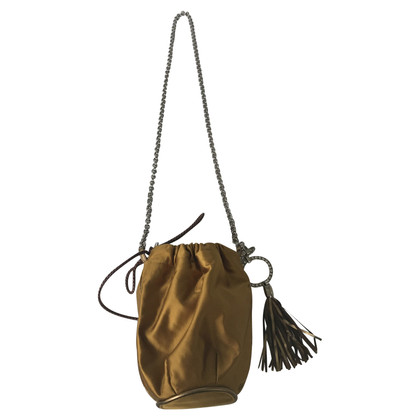 Rena Lange Handbag with silk content